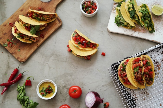 Taco fresco Foto Gratuite