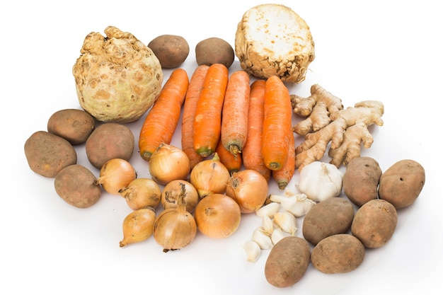 Fresh vegetables Free Photo