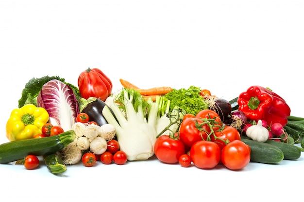 Fresh vegetables Premium Photo