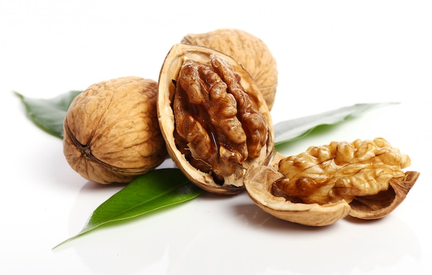Fresh walnut Free Photo