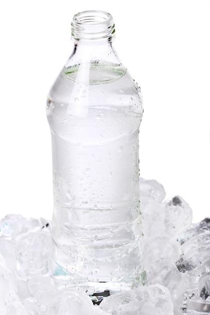 Fresh water in bottle Free Photo
