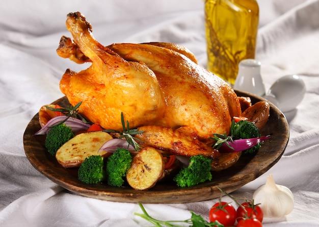 Fried chicken Premium Photo