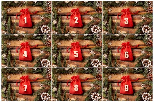 Календарь видимости спереди с номерами на Бесплатные Фотографии