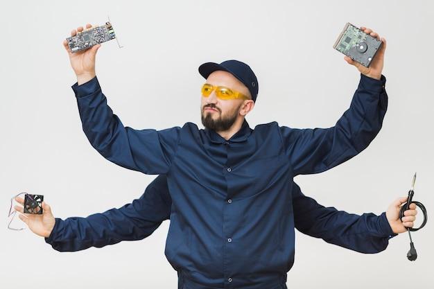Электронный мастер на все руки Бесплатные Фотографии