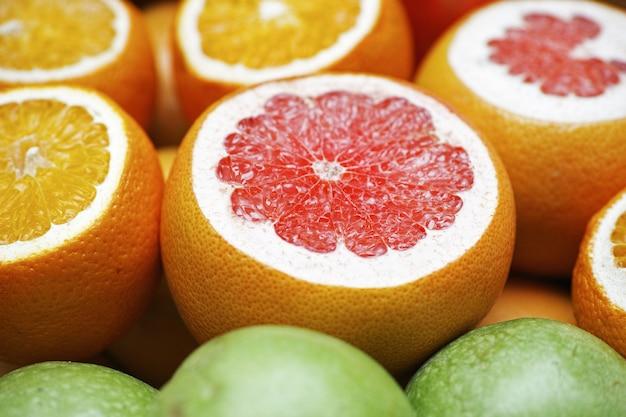 Fruit for breakfast Free Photo