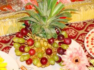 Fruits Decoration Photo | Free Download