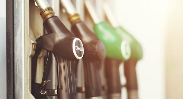 Fuel nozzle Premium Photo