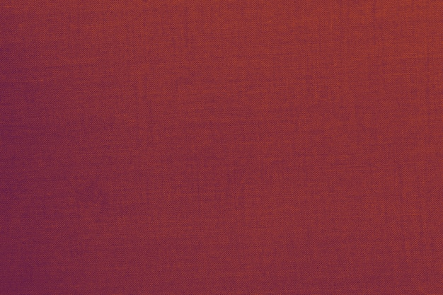 Full frame of red textile texture useful for background Premium Photo