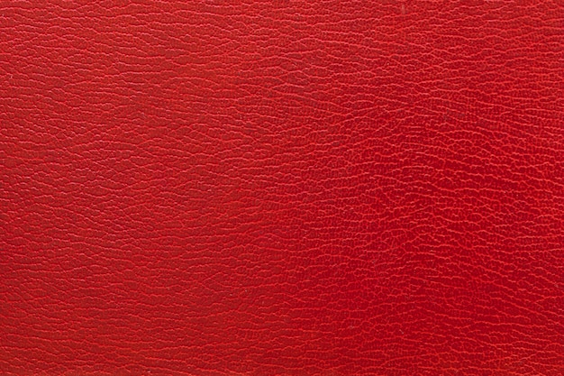 Full frame shot of red leather background Free Photo
