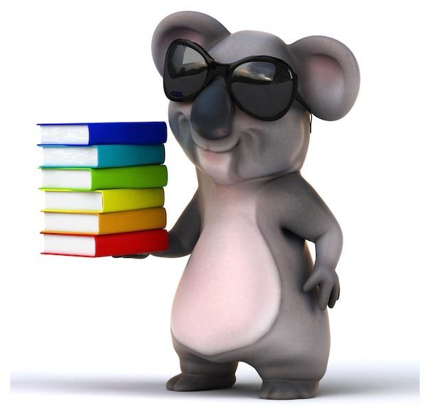 Веселая коала Premium Фотографии