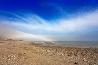 Fundy park beach   hdr  photo Free Photo