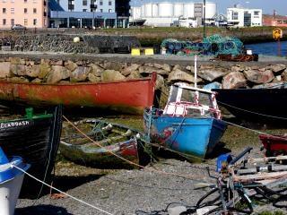 Galway shipwrecks Free Photo