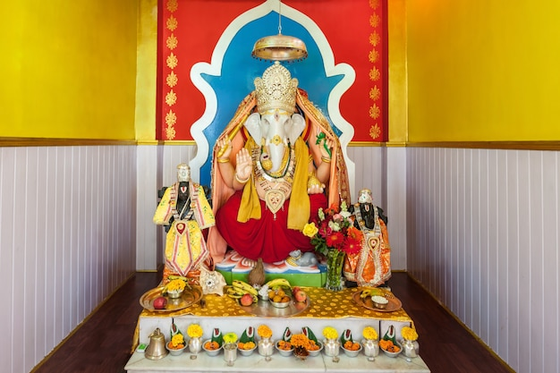 Ganesh tok viewpoint Premium Photo