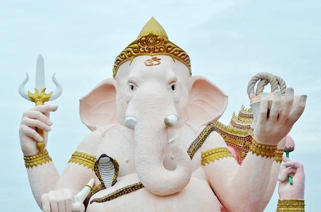 Ganesha statue in thailand Premium Photo
