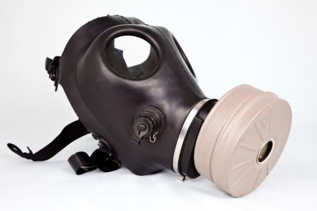 Gas mask Free Photo