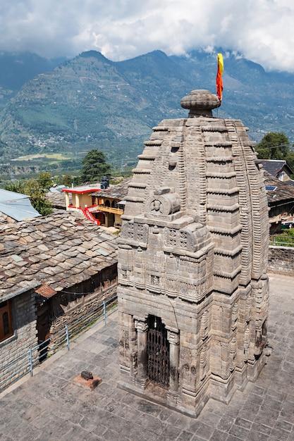 Gauri shankar temple Premium Photo