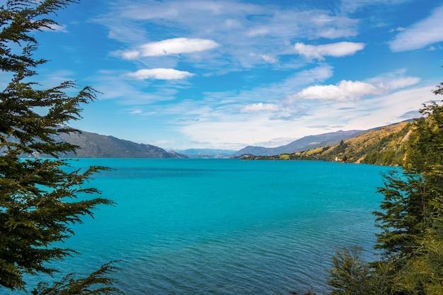 Premium Photo General Carrera Lake And Mountains Beautiful Landscape Chile Patagonia South America