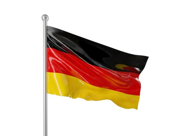 Germany flag Premium Photo