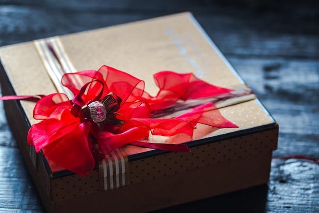 Подарочная коробка для влюбленных Бесплатные Фотографии
