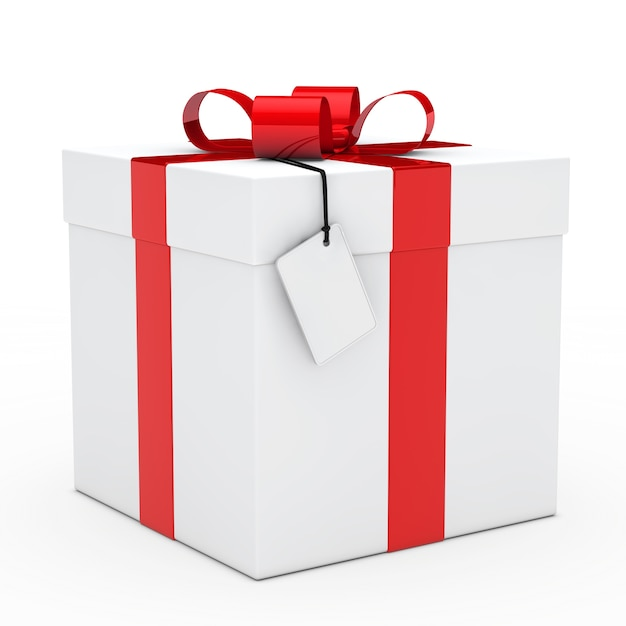 Gift box with a nice bow photo free download gift box with a nice bow free photo negle Image collections