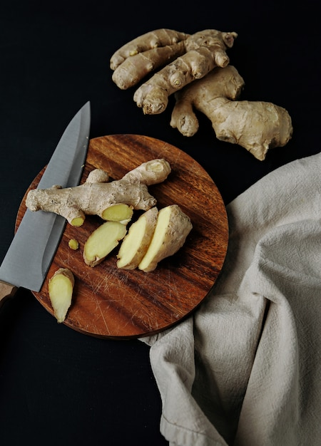 Ginger root Free Photo