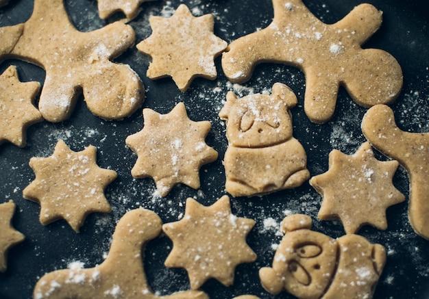 ジンジャーブレッドクッキー 無料写真