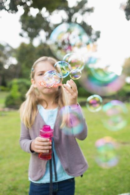 Мыльные пузыри премиум