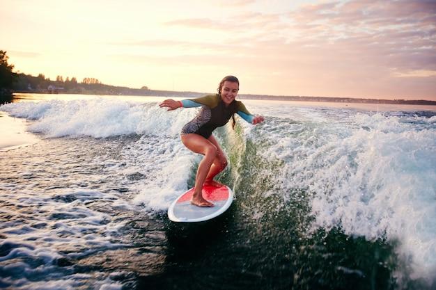 Girl enjoying the summer Free Photo