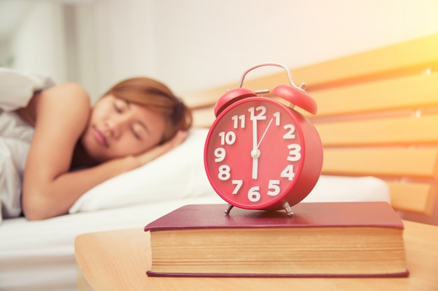 Girl sleeping Free Photo