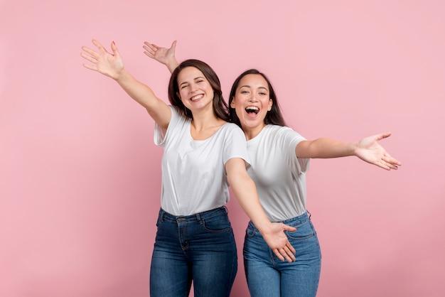 Girls Premium Photo