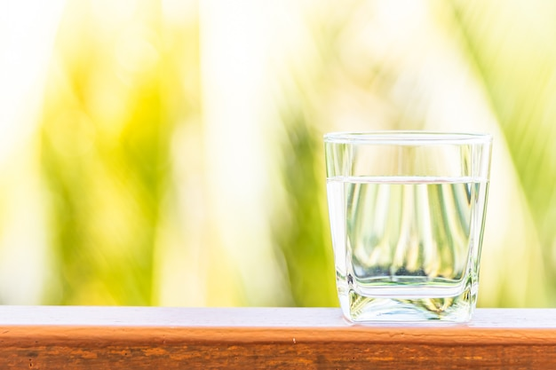 Glass water Free Photo