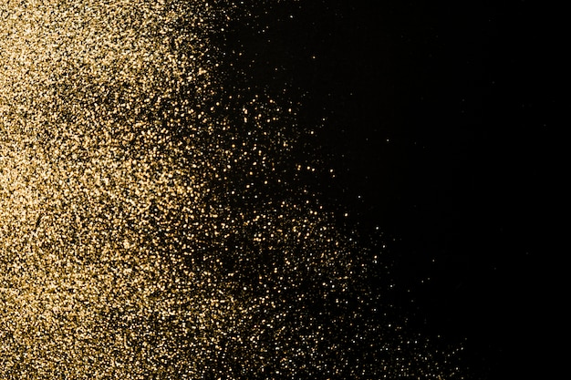 Glitter background for new year Free Photo