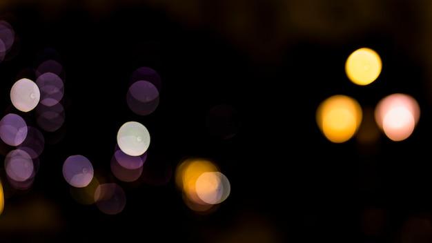 Glitter vintage lights background Free Photo