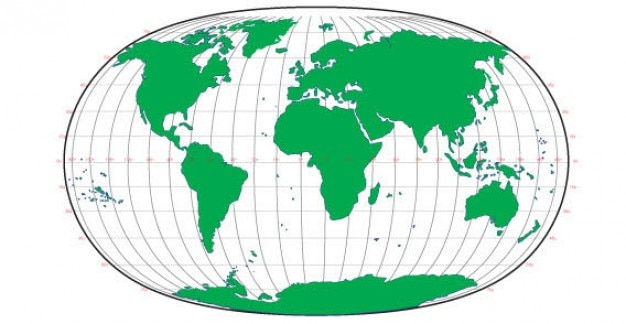 Global Political Map