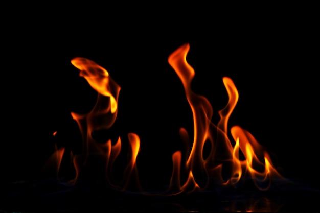 Светящийся огонь пламя Бесплатные Фотографии