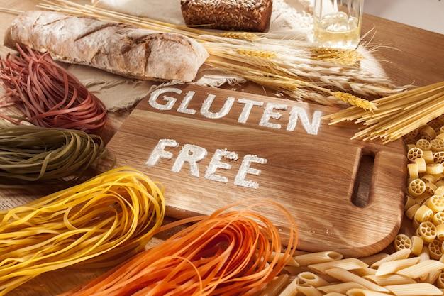 グルテンフリー食品 無料写真