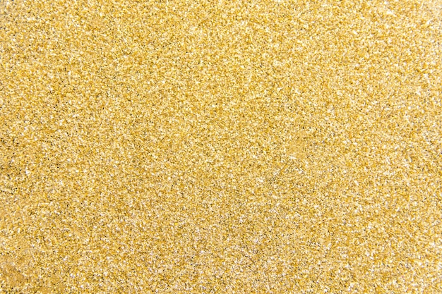 Gold Glitter Texture Background. Gold Christmas Abstract