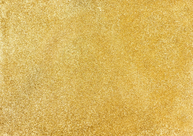 Gold Glitter Texture Background, Sparkle Holiday