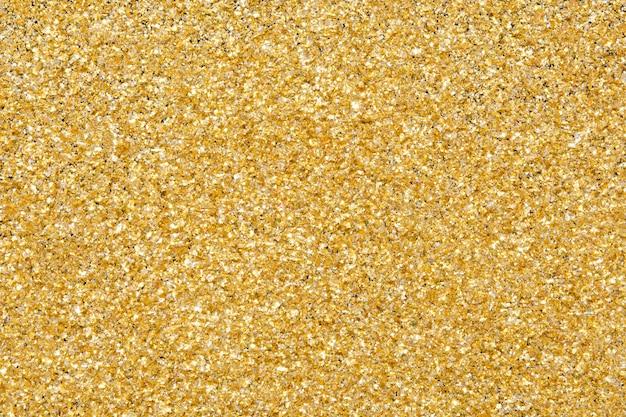 Блеск текстуры золотой блеск Premium Фотографии