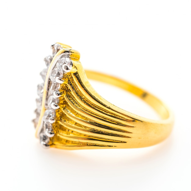 Gold Ring Photo Free Download