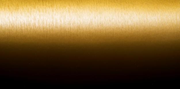 Gold texture background gradient horizontal line Free Photo