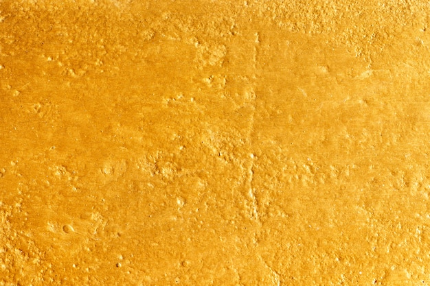 Gold textured background Free Photo