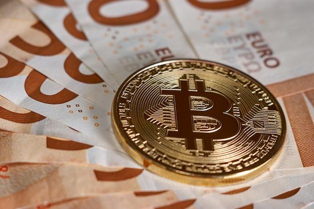 bitcoin euró