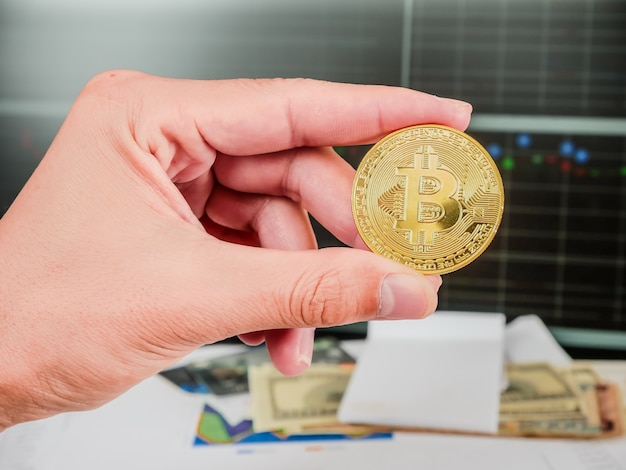 digital currency stock market