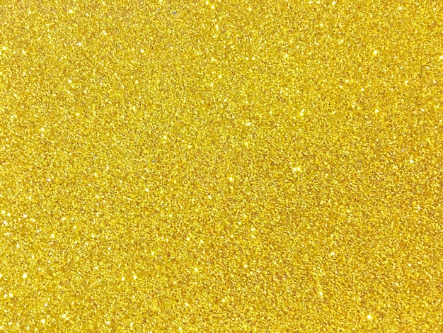 Golden glitter seamless pattern Premium Photo