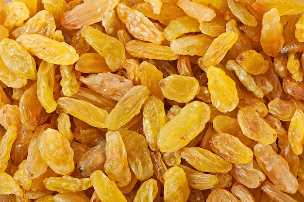 Golden raisins Free Photo