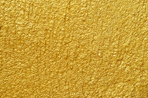 Golden wall background Free Photo