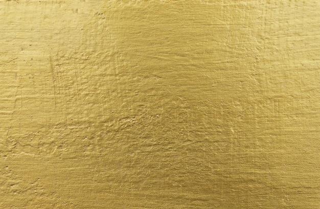 Golden wall texture background Premium Photo