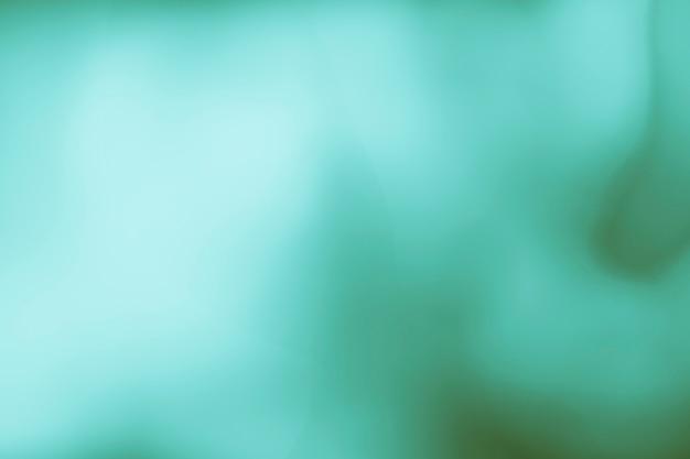 グラデーショングリーンコピースペースネオン背景 無料写真