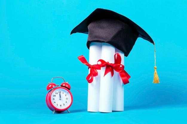 Graduation time Premium Photo